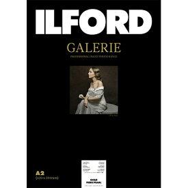 イルフォード ILFORD イルフォードギャラリーゴールドファイバーパール 290g/m2(A2・50枚)ILFORD GALERIE Gold Fibre Pearl 433210[433210]【wtcomo】