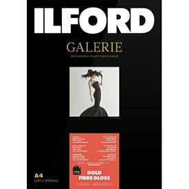イルフォード ILFORD イルフォードギャラリーゴールドファイバーグロス 310g/m2(A4・50枚)ILFORD GALERIE Gold Fibre Gloss 422217[422217]【wtcomo】
