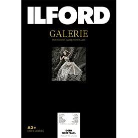 イルフォード ILFORD イルフォードギャラリーゴールドファイバーパール 290g/m2(A3ノビ・ 50枚)ILFORD GALERIE Gold Fibre Pearl 433208[433208]【wtcomo】