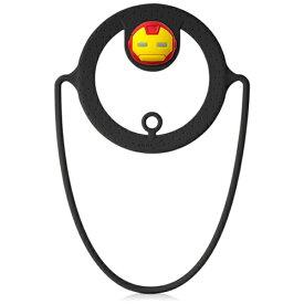 AREA エアリア Bone Collection カップタイ [Iron Man] [7cm〜10cmのカップに対応] LF18081-IRO[LF18081IRO]