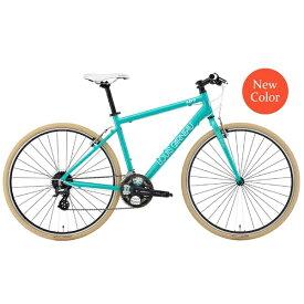ルイガノ 700×32C クロスバイク LGS-L8(BRILLIANT GREEN/フレームサイズ:520mm(適正身長:180〜195cm)/24段変速)【組立商品につき返品不可】 【代金引換配送不可】