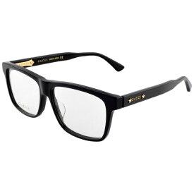 グッチ GUCCI 【度付き】GUCCI メガネセット(ブラック)GG0269OA-001[薄型/屈折率1.60/非球面/PCレンズ]