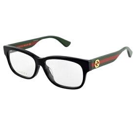 グッチ GUCCI 【度付き】GUCCI メガネセット(ブラック)GG0278OA-005[薄型/屈折率1.60/非球面/PCレンズ]