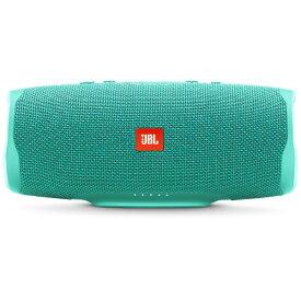 JBL ジェイビーエル ブルートゥーススピーカー JBLCHARGE4TEAL ティール [Bluetooth対応 /防水][JBLCHARGE4TEAL]