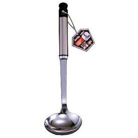 パール金属 PEARL METAL アミオ キッチンお玉小 グレー G-3602 グレー[G3602]