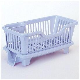 サンコー SANKO 皿立て水切り流れNo4 ブルー 05205 ブルー[05205]
