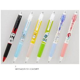 三菱鉛筆 MITSUBISHI PENCIL [ゲルインクボールペン] 限定 ユニボール R:E ディズニー(0.5mm /オフブラック) URN-200D-05.DD ドナルド/デイジー