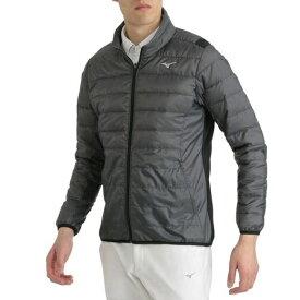 ミズノ mizuno メンズ ジャケット ブレスサーモ テックフィル ムーブダウン(Lサイズ/グレー)52ME8506