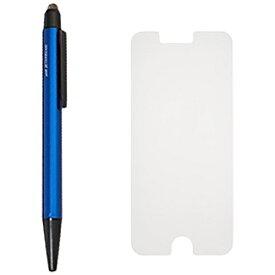 三菱鉛筆 MITSUBISHI PENCIL [油性ボールペン+フィルム] ジェットストリーム スタイラス(0.5mm /黒)+iPhone 6 / 6s専用セット SXNT-1200A-05 1P SXNT1200A5P9 ネイビー