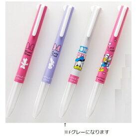 三菱鉛筆 MITSUBISHI PENCIL [ホルダー] 限定 スタイルフィット ディズニー 3色ホルダー UE3H-258DS.FG Fグレー