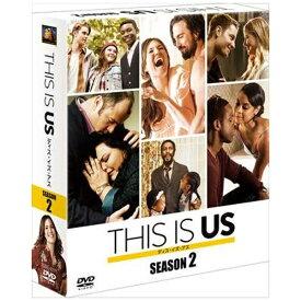 20世紀フォックス Twentieth Century Fox Film THIS IS US/ディス・イズ・アス シーズン2 <SEASONSコンパクト・ボックス>【DVD】