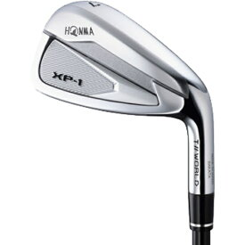 本間ゴルフ HONMA GOLF アイアン T//WORLD XP-1 XP-1 IRON #5《N.S.PRO Zelos FOR T//WORLD XP-1 IRON シャフト 》R