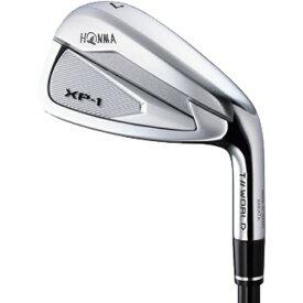本間ゴルフ HONMA GOLF アイアン 5本セット T//WORLD XP-1 XP-1 IRON #6〜10《N.S.PRO Zelos FOR T//WORLD XP-1 IRON シャフト》R