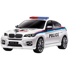 童友社 DOYUSHA 2.4GHz 1/24 RCカー No.21 BMW ポリスカー