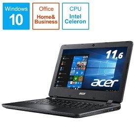 ACER エイサー ノートパソコン オブシディアンブラック A111-31-A14P/F [11.6型 /intel Celeron /eMMC:64GB /メモリ:4GB /2019年9月モデル][11.6インチ office付き 新品 windows10 A11131A14PF]