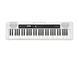 カシオ CASIO CT-S200WE ベーシックキーボード ホワイト [61鍵盤]