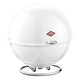 Wesco ウェスコ ブレッドボックス スーパーボール ホワイト <PWE1801>[PWE1801]