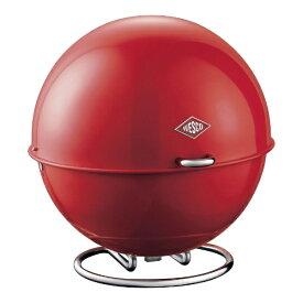 Wesco ウェスコ ブレッドボックス スーパーボール レッド <PWE1802>[PWE1802]