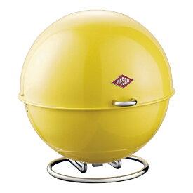 Wesco ウェスコ ブレッドボックス スーパーボール レモンイエロー <PWE1803>[PWE1803]
