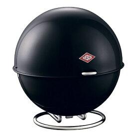 Wesco ウェスコ ブレッドボックス スーパーボール ブラック <PWE1808>[PWE1808]