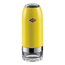 Wesco ウェスコ ソルト&スパイスグラインダー L レモンイエロー <PWE1203>[PWE1203]