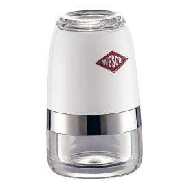 Wesco ウェスコ ソルト&スパイスグラインダー S ホワイト <PWE1301>[PWE1301]