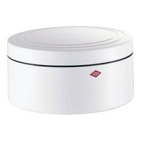 Wesco ウェスコ ビスケットジャー クラシックライン ホワイト <PWE0201>[PWE0201]