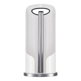 Wesco ウェスコ キッチン&トイレットペーパーホルダー クラシックライン ホワイト <PWE0601>[PWE0601]