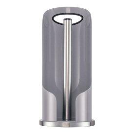 Wesco ウェスコ キッチン&トイレットペーパーホルダー クラシックライン クールグレー <PWE0608>[PWE0608]
