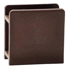 マイン MIN 樹脂製 ナフキン立て ブラウン M44-186 <PNHH201>[PNHH201]