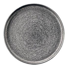 ミヤザキ食器 MIYAZAKI 崇雪 切立プレート シルバー 23cm <RSU2201>[RSU2201]