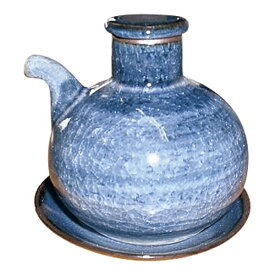 壺々炉 COCORO 藍汁次(受皿付) 821204-318 <RSY9401>[RSY9401]
