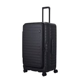 LOJEL ロジェール スーツケース 100L(110L) CUBO ブラック cubo-fit-Black [TSAロック搭載]
