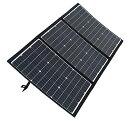 その他メーカー SmartTap ソーラーパネル PowerArQ Solar Foldable 120W/18V 折りたたみ式 DC8mm端子