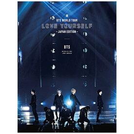 ユニバーサルミュージック BTS/ BTS WORLD TOUR 'LOVE YOURSELF' 〜JAPAN EDITION〜 初回限定盤【ブルーレイ】