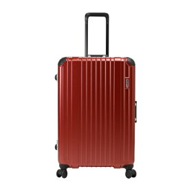 BERMAS バーマス スーツケース 64L HERITAGE ワイン 60493 [TSAロック搭載]