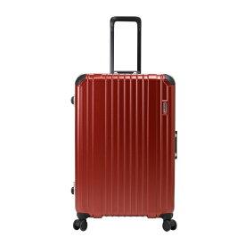 BERMAS バーマス スーツケース 88L HERITAGE ワイン 60494 [TSAロック搭載]