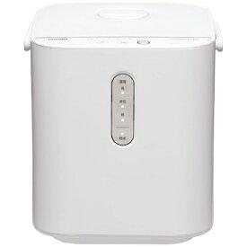 東芝 TOSHIBA KA-X45-W 加湿器 ホワイト [スチーム式 /約4.0L][大容量 アロマ KAX45W]