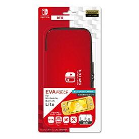 アイレックス EVAポーチ for Nintendo Switch Lite RED ILXSL297【Switch Lite】