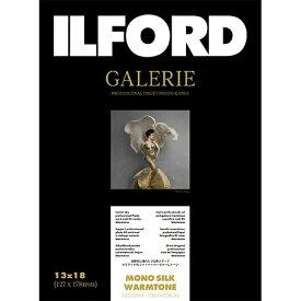 イルフォード ILFORD イルフォードギャラリーモノシルクウォームトーン 250g/m2 (127x178・100枚)ILFORD GALERIE Mono Silk Warmtone 422179[422179]【wtcomo】
