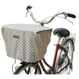 アサヒサイクル Asahi Cycle ファッションバスケットカバー 前カゴ用(ホワイト) 21431