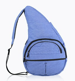 Healthy Back Bag ヘルシーバックバッグ 男女兼用 ボディバッグ ビッグバッグ(20L/ペリウィンクル) 44315
