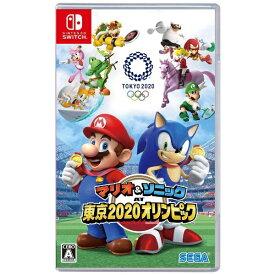 セガゲームス SEGA Games マリオ&ソニック AT 東京2020オリンピック[ニンテンドースイッチ ソフト]【Switch】