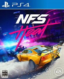 エレクトロニック・アーツ Electronic Arts Need for Speed Heat【PS4】
