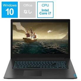 レノボジャパン Lenovo ideapad L340 Gaming ゲーミングノートパソコン ブラック 81LL003UJP [17.3型 /intel Core i7 /HDD:1TB /Optane:16GB /メモリ:16GB /2019年8月モデル][81LL003UJP]