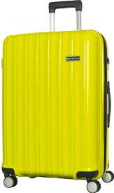 SKY NAVIGATOR スカイナビゲーター スーツケース 拡張式ジッパーキャリー 73L(83L) イエロー SK-0777-64-YE