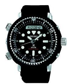 セイコー SEIKO 【ソーラー時計】プロスペックス(PROSPEX) Diver Scuba ハイブリッドダイバーズ SBEQ001