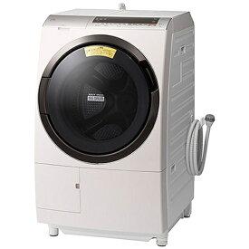 日立 HITACHI ドラム式洗濯乾燥機 BD-SX110EL-N ロゼシャンパン [洗濯11.0kg /乾燥6.0kg /ヒーター乾燥 /左開き][BDSX110EL]
