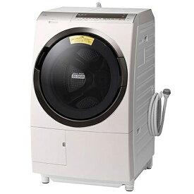 日立 HITACHI ドラム式洗濯乾燥機 BD-SX110ER-N ロゼシャンパン [洗濯11.0kg /乾燥6.0kg /ヒーター乾燥 /右開き][BDSX110ER]