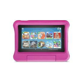 Amazon アマゾン B07H91HY2J Fire 7 タブレット キッズモデル ピンク (7インチディスプレイ) 16GB Amazon ピンク [7型 /ストレージ:16GB /Wi-Fiモデル][タブレット 本体 7インチ wifi 子供][B07H91HY2J]